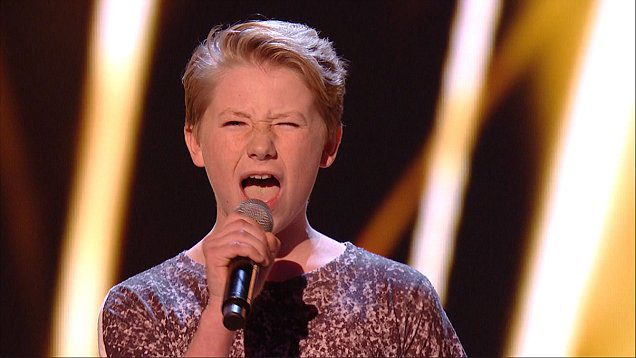 Perry The Voice Kids UK